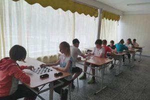 Школьный этап Президентские (3)