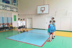 Школьный этап Президентские (4)