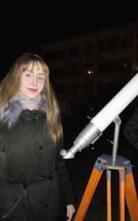 Тротуарная астрономия (1)