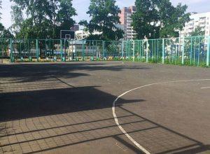 Баскетбольная площадка (1)