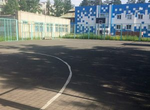 Баскетбольная площадка (2)