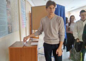 Выборы председателя Школьного Совета (2)