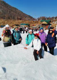 Ледовый переход Байкал (1)