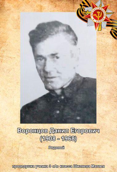 Воронцов Данил