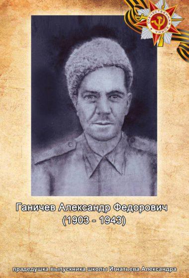 Ганичев Александр