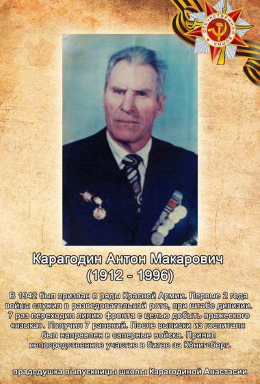 Карагодин Антон