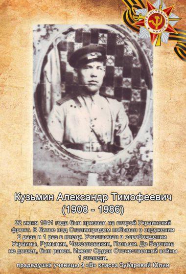 Кузьмин Александр